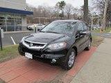 2008 Nighthawk Black Pearl Acura RDX Technology #46750275