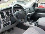 2010 Toyota Tundra TRD Double Cab 4x4 Graphite Gray Interior
