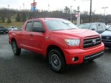 2011 Radiant Red Toyota Tundra TRD Rock Warrior Double Cab 4x4 #46750403