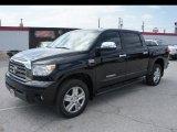 2008 Black Toyota Tundra Limited CrewMax 4x4 #46750072