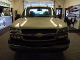 2004 Dark Gray Metallic Chevrolet Silverado 1500 LS Extended Cab 4x4 #46750176