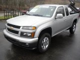 2010 Chevrolet Colorado LT Extended Cab Data, Info and Specs