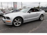 2006 Satin Silver Metallic Ford Mustang GT Premium Convertible #46750302