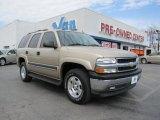 2005 Sandstone Metallic Chevrolet Tahoe LS #46750318
