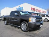 2010 Taupe Gray Metallic Chevrolet Silverado 1500 LT Extended Cab #46750320