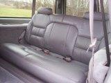 1999 GMC Suburban K1500 SLT 4x4 Gray Interior