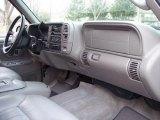 1999 GMC Suburban K1500 SLT 4x4 Dashboard