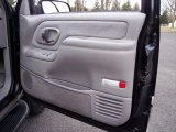 1999 GMC Suburban K1500 SLT 4x4 Door Panel
