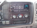 1999 GMC Suburban K1500 SLT 4x4 Controls