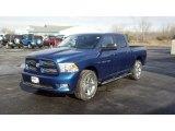 2011 Deep Water Blue Pearl Dodge Ram 1500 Sport Crew Cab 4x4 #46750532