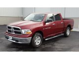 2011 Deep Cherry Red Crystal Pearl Dodge Ram 1500 SLT Crew Cab 4x4 #46750533
