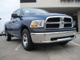 2011 Deep Water Blue Pearl Dodge Ram 1500 ST Quad Cab 4x4 #46750335