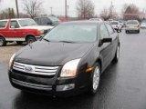 2008 Black Ebony Ford Fusion SEL V6 AWD #46775632