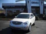 2011 White Diamond Tricoat Buick Enclave CXL AWD #46776496