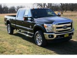 2011 Ford F350 Super Duty Lariat Crew Cab 4x4 Data, Info and Specs