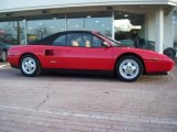 Ferrari Mondial 1989 Data, Info and Specs