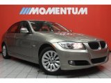 2009 Platinum Bronze Metallic BMW 3 Series 328i Sedan #46776840