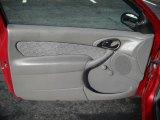 2003 Ford Focus ZX3 Coupe Door Panel