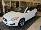2011 Ice White Volvo C70 T5 #46775928