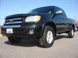 2005 Black Toyota Tundra SR5 Access Cab 4x4 #4656148