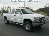 2001 GMC Sierra 2500HD SLT Extended Cab 4x4 Data, Info and Specs