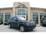 2011 Land Rover Range Rover Baltic Blue