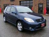 2007 Indigo Ink Pearl Toyota Matrix XR #46775995