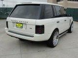 2003 Land Rover Range Rover Chawton White