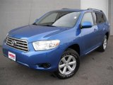 2008 Blue Streak Metallic Toyota Highlander 4WD #46776029