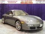 2008 Meteor Grey Metallic Porsche 911 Carrera S Coupe #46776617