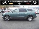 2010 Silver Green Metallic Buick Enclave CXL #46776942