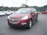 2010 Chevrolet Traverse LTZ AWD Data, Info and Specs