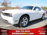 2011 Bright White Dodge Challenger SE #46776388