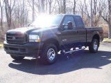 2004 Black Ford F250 Super Duty FX4 SuperCab 4x4 #46776639