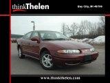 2000 Ruby Red Oldsmobile Alero GL Sedan #46777293