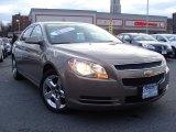 2008 Amber Bronze Metallic Chevrolet Malibu LT Sedan #46777299