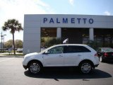 2010 White Platinum Tri-Coat Lincoln MKX FWD #46776665