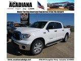 2010 Super White Toyota Tundra TRD CrewMax 4x4 #46776421