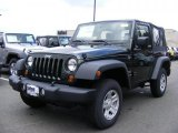 2011 Natural Green Pearl Jeep Wrangler Sport 4x4 #46777000