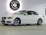 2008 Alpine White BMW 3 Series 328i Convertible #46777325
