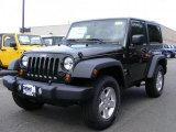 2011 Natural Green Pearl Jeep Wrangler Sport S 4x4 #46777004