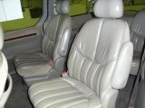 2000 Chrysler Town & Country Limited Mist Gray Interior