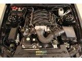 2006 Ford Mustang GT Premium Convertible 4.6 Liter SOHC 24-Valve VVT V8 Engine