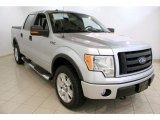 2010 Ingot Silver Metallic Ford F150 FX4 SuperCrew 4x4 #46777041