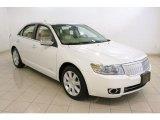 2008 White Suede Lincoln MKZ Sedan #46777044