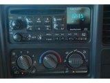 2001 Chevrolet Silverado 1500 LS Extended Cab Controls