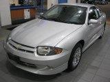 Ultra Silver Metallic Chevrolet Cavalier in 2003
