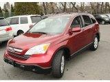 2008 Tango Red Pearl Honda CR-V EX-L 4WD #46776138