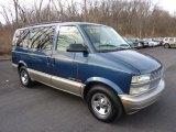 2002 Medium Cadet Blue Metallic Chevrolet Astro LS AWD #46776478