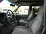2002 Chevrolet Astro LS AWD Medium Gray Interior